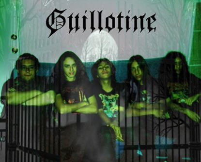 Guillotine - Storm (Rehearsal)