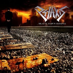 Psyaxis - Black Dawn Rising