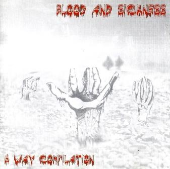 C.V.I. / Kadaverficker / M.D.K. - Blood and Sickness - 6 Way Compilation