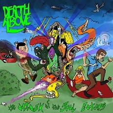 Death Above - The Attack of the Soul Eaters