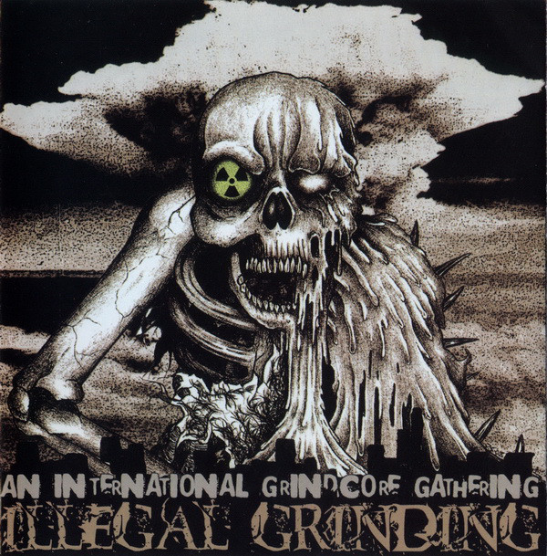 D-Compose / Splattered Mermaids / Haemophagus / Bloody Act of Terror - Illegal Grinding - An International Grindcore Gathering