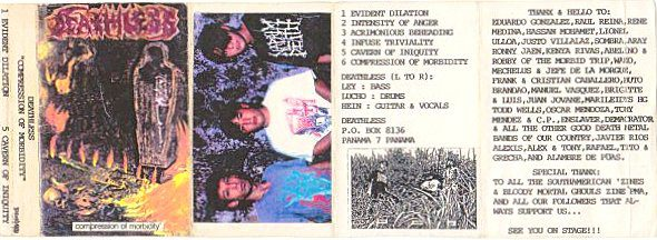 Deathless - Compression of Morbidity