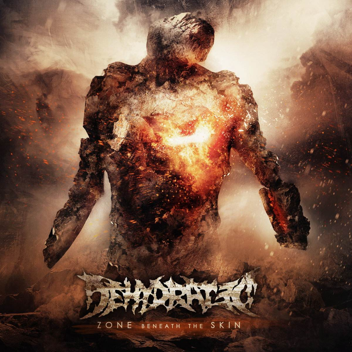 Dehydrated - Zone Beneath the Skin