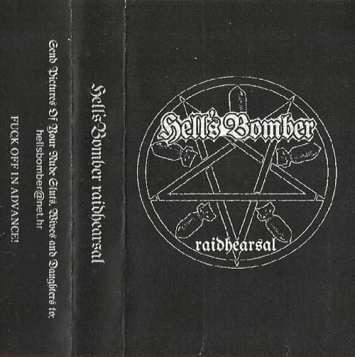 Hell's Bomber - Raidhearsal