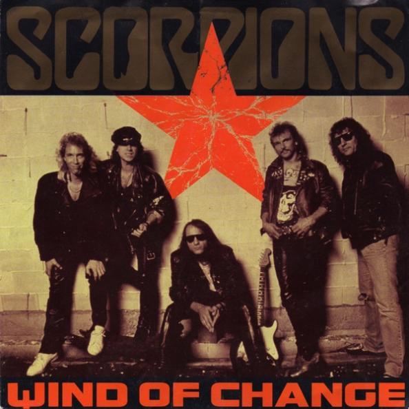 Scorpions - Wind of Change