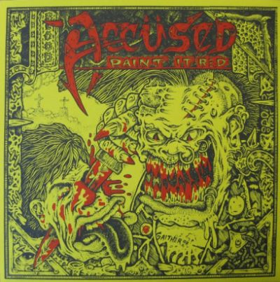 The Accüsed - Paint It Red