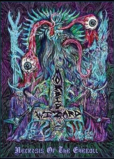 Morbid Wizard - Necrosis of the Eyeball