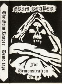 Grim Reaper - For Demonstration Only