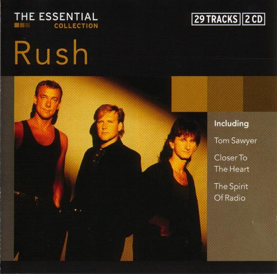 Rush - The Essential Collection