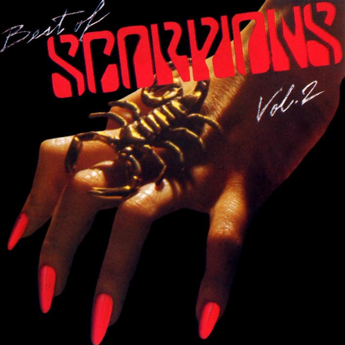 Scorpions - Best of Scorpions Vol. 2