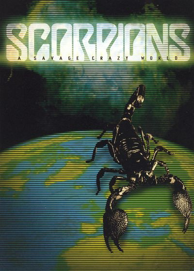 Scorpions - A Savage Crazy World