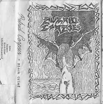 Putrid Corpses - Black Grief
