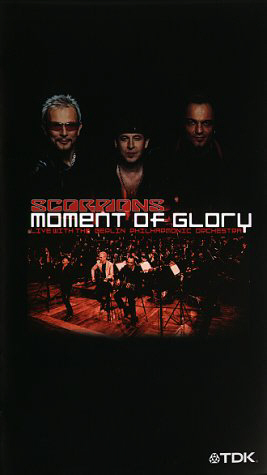 Scorpions - Moment of Glory Live