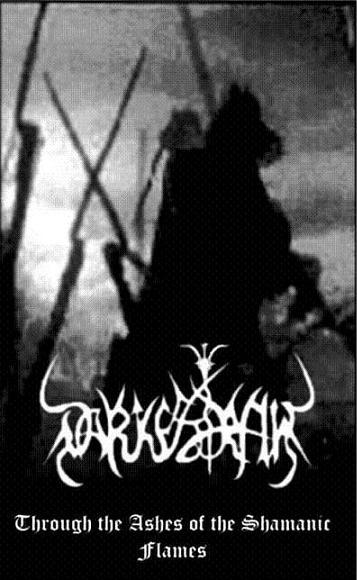Darkestrah - Through the Ashes of the Shamanic Flames