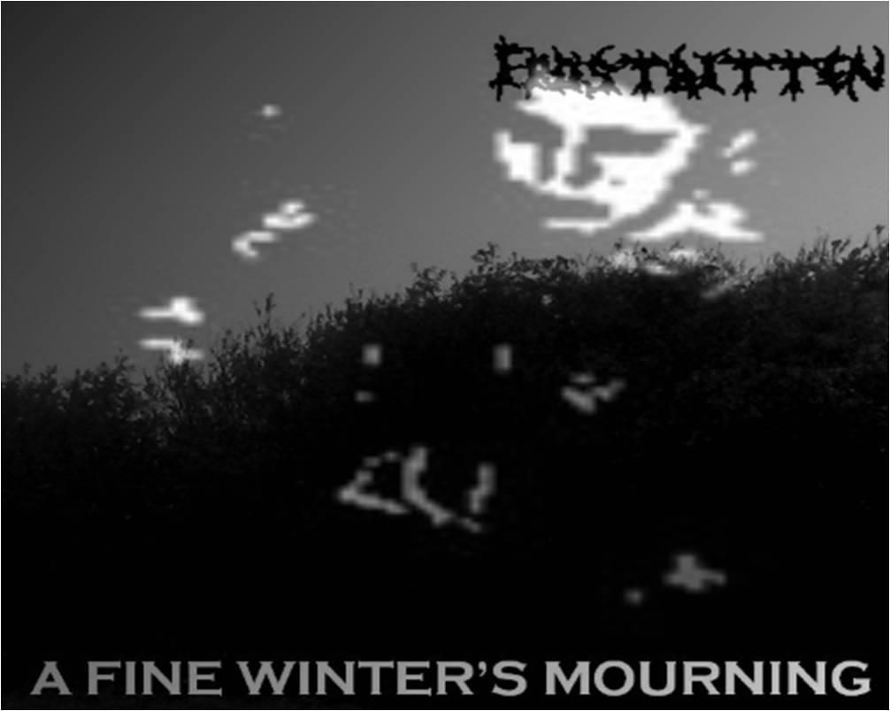 Frostbitten - A Fine Winter's Mourning