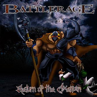 Battlerage - Return of the Axeman