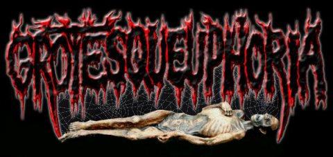 Grotesqueuphoria - Logo