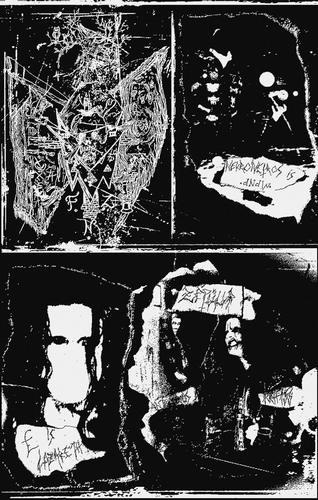 Zépülkr / Fel / Nekroneiros - La nuit du sang / Je suis poussière / Sic Transit Gloria Mundi