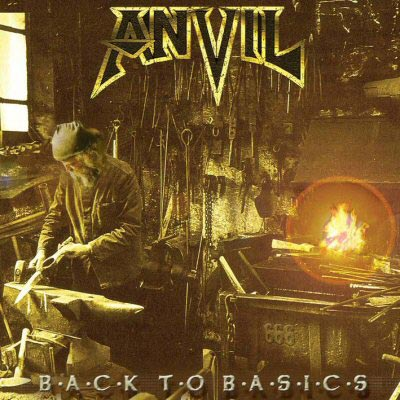 Anvil — Back to Basics (2004)