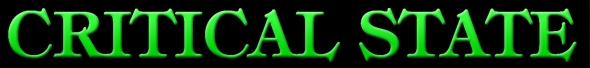 Critical State - Logo