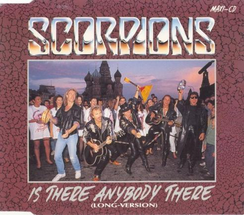 Scorpions - Is There Anybody There (Long Version)