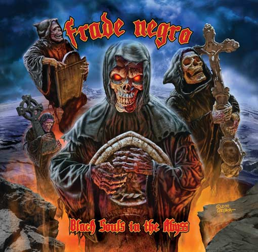 Frade Negro - Black Souls in the Abyss