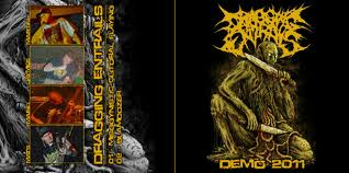 Dragging Entrails - Demo 2011