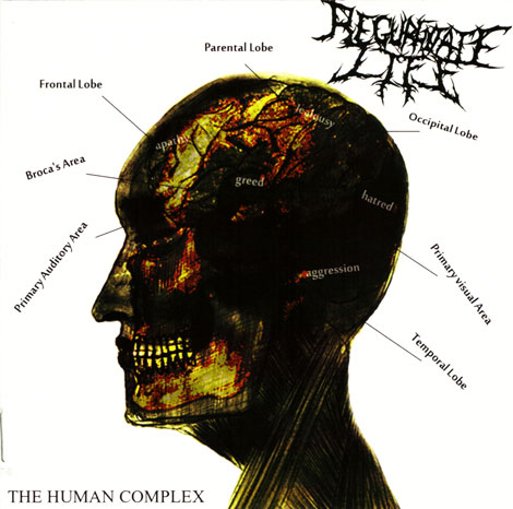 Regurgitate Life - The Human Complex