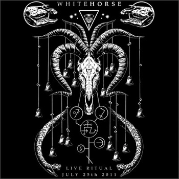 Whitehorse - Live Ritual : July 25th 2011