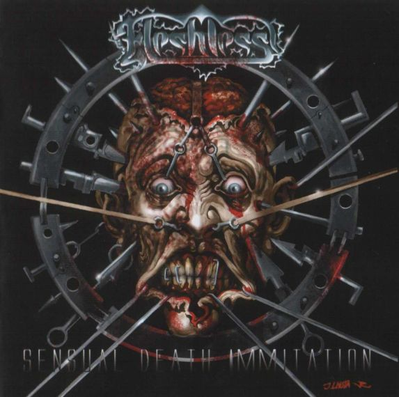 Fleshless - Sensual Death Immitation