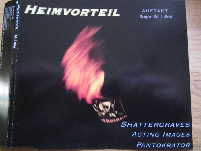 Pantokrator / Shattergraves / Acting Images - Heimvorteil Vol. 1 Metal