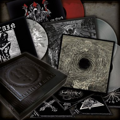 Watain - The Vinyl Reissues