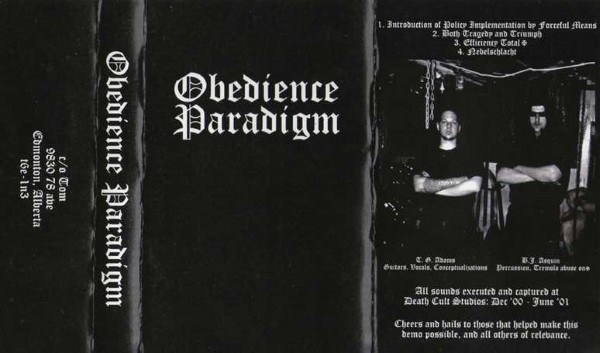 Obedience Paradigm - Obedience Paradigm