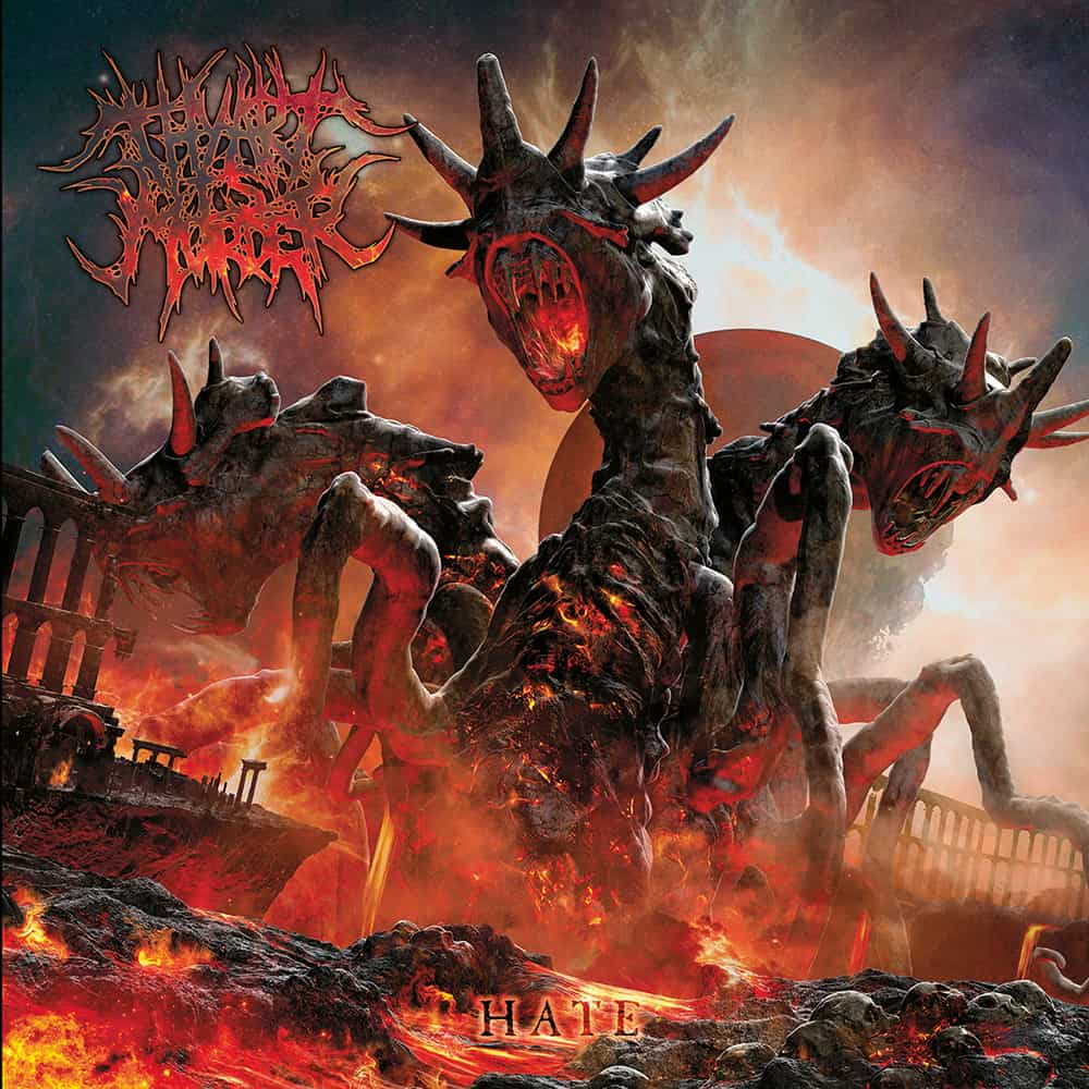 Thy Art Is Murder - Hate