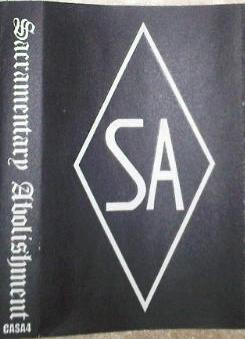 Sacramentary Abolishment - Demo 1998