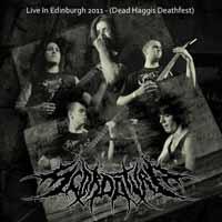 Scordatura - Live in Edinburgh [Deadhaggis Deathfest]