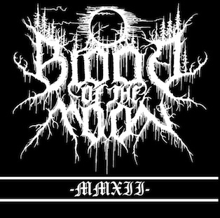 Blood of the Moon - -MMXII-