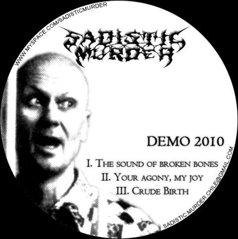 Sadistic Murder - Demo 2010