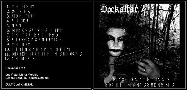 Dockalfar - Children of the Moon - Obscure Night Symphonies