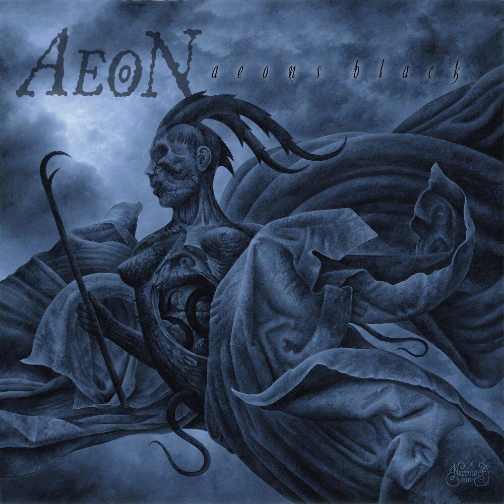 Aeon - Aeons Black