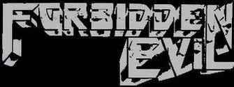 Forbidden Evil - Logo