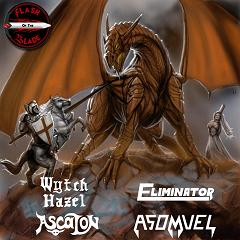 Asomvel / Eliminator / Wytch Hazel / Ascalon - Vol. 1
