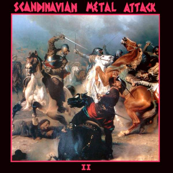 Bathory / Oz / Biscaya / Trash / Mentzer - Scandinavian Metal Attack II