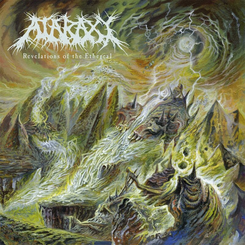 Ataraxy - Revelations of the Ethereal