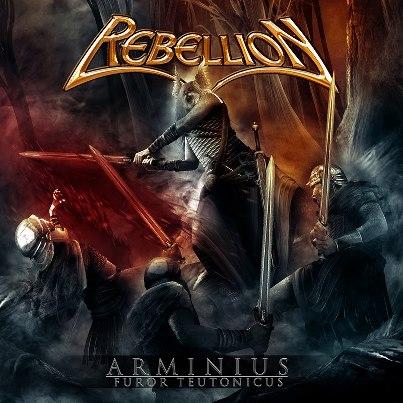 Rebellion - Arminius: Furor Teutonicus