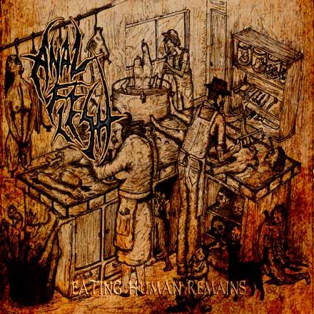Anal Flesh - Eating Human Remains