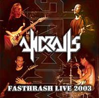 Andralls - Fasthrash Live 2003
