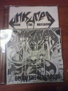 Unkured - Begin the Massacre