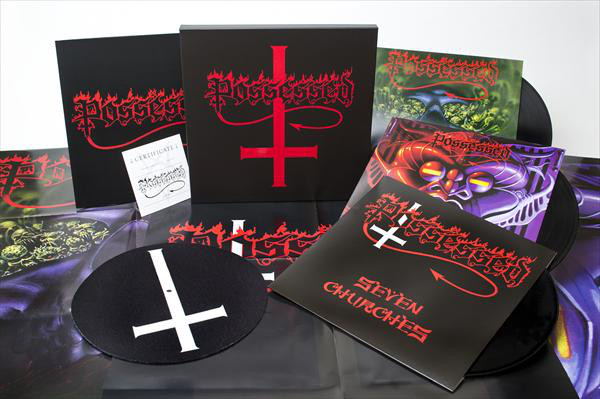 Possessed - Vinyl Collection