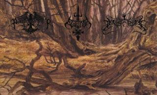 Eldenhor / Pagan Hammer / Petrichorus - Petrichorus / Eldenhor / Pagan Hammer